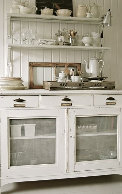 142 best vintage style farmhouse kitchen decor images on for Arredamento scialbi chic