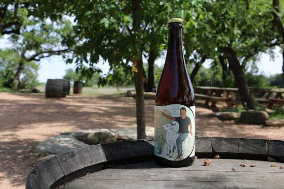 Jester King Cerveza de Mezquite Batch 2 coming February 16th