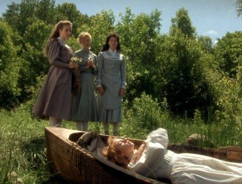 "I got The Lady of Shalott! Which ""Anne Of Green Gables"" Character Are You?"