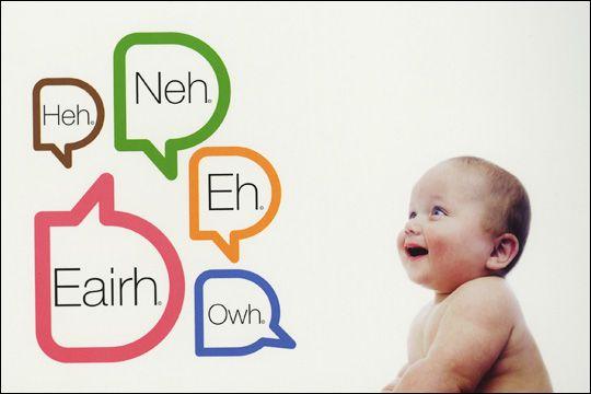 Bebelușii își amintesc de fapt doar prima și ultima silabă. Silabele din mijlocul cuvintelor nu au pentru ei nicio importanță.  Aceștia încep să învețe cuvinte de timpuriu, încă din primele luni de viață și chiar memorează sunete asociate cu semnificații.