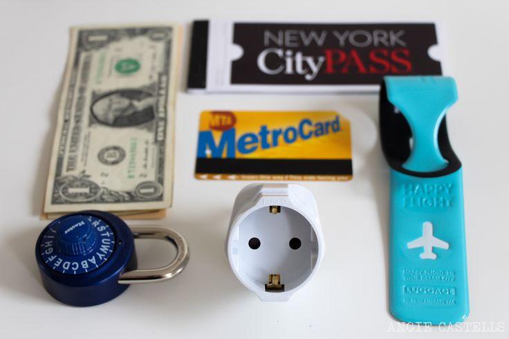 ¿Qué no puedes olvidar en tu equipaje para Nueva York? Te regalamos una guía que puedes descargar gratis, ¡para que no olvides nada!