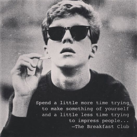 The Breakfast Club #quote