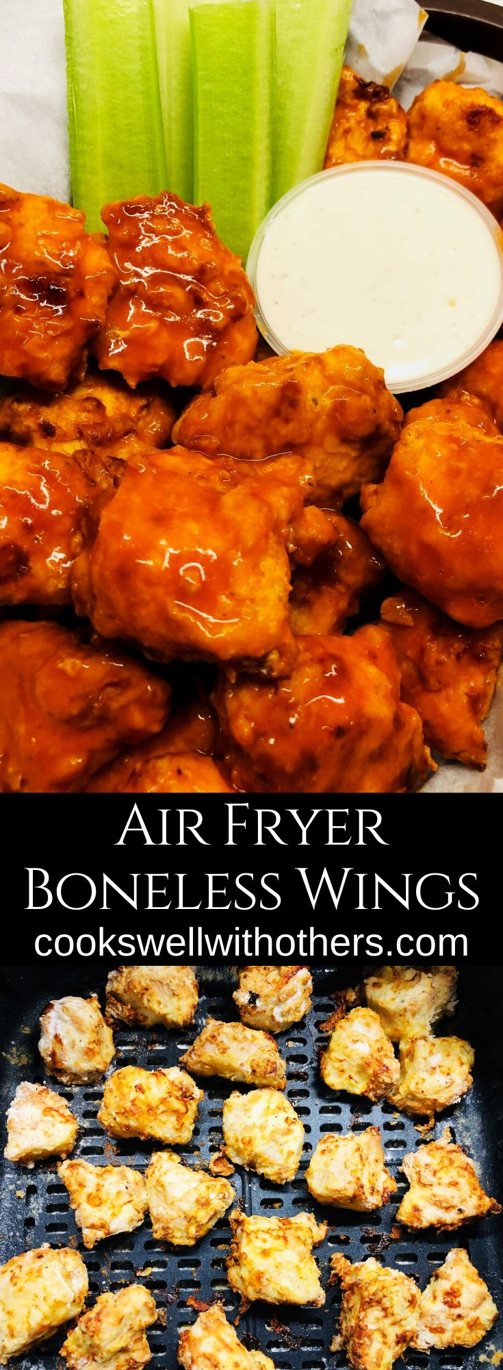 Air fryer boneless wings boneless wings boneless