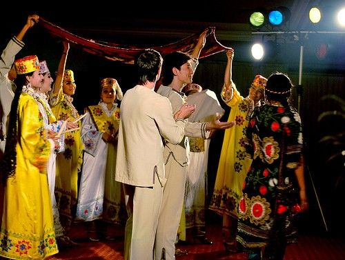 Weddings around the World | Sour Cherry-Uzbek