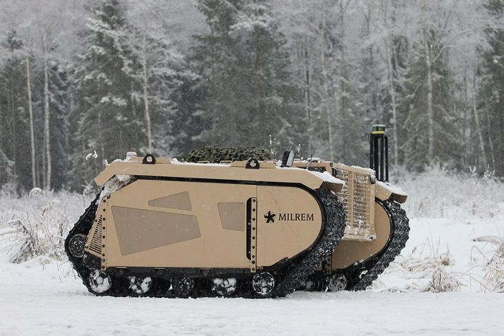 Autonomous systems are a game changer on the battlefield and are expected to significantly enhance the capabilities of military units. Recently, Milrem Robotics successfully reached and demonstrated a significant milestone in its autonomy program – waypoint navigation. The autonomous solution wa... https://i-hls.com/archives/80385 -