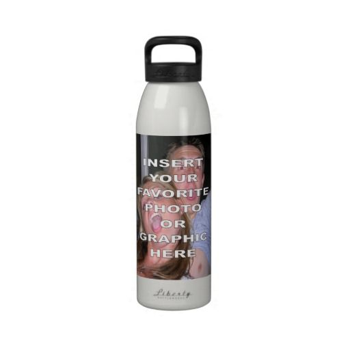 Create Your Own Liberty Water Bottle