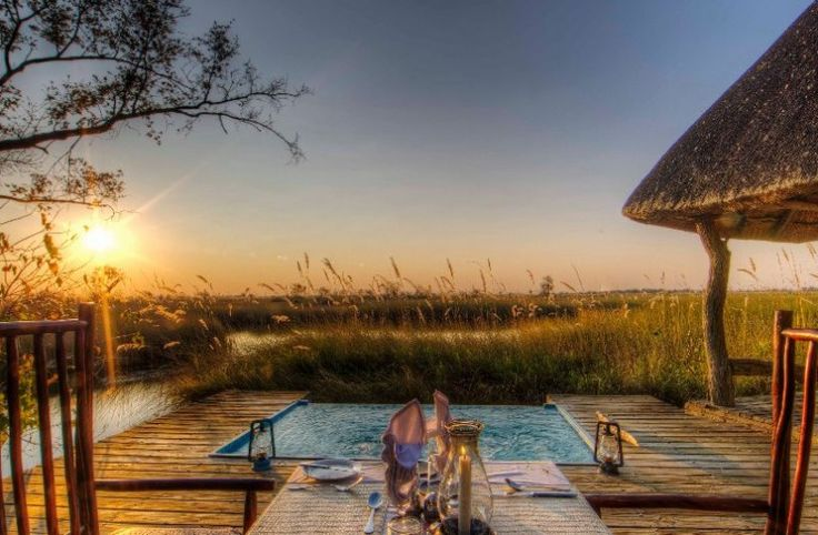 This is Botswana galore, the opportunity of a lifetime to explore Botswana's best safari areas. From Chobe & Moremi Reserve to the Delta where land meets water, ending in the south with breathtaking views over the Makgadikgadi Pans. Instant quotes & live availability at exclusive Desert & Delta properties only with CAT. Book online or contact us >>