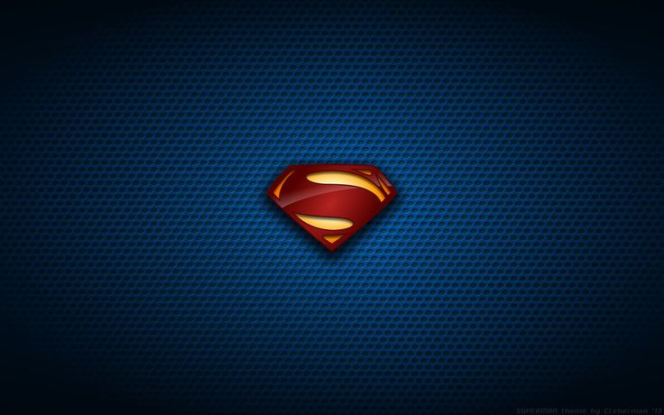 Wallpaper - Man Of Steel Suit Logo by Kalangozilla.deviantart.com on @deviantART