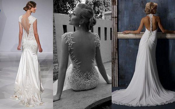 robe de mari e dos nu part 3 les robes sexys et les d tails tomber mariage robe. Black Bedroom Furniture Sets. Home Design Ideas