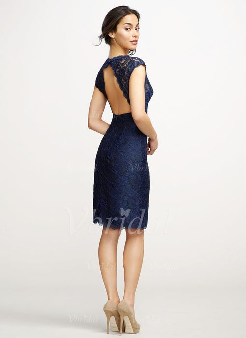 17 meilleures id es propos de demoiselles d 39 honneur bleu marine sur pinterest robes de. Black Bedroom Furniture Sets. Home Design Ideas