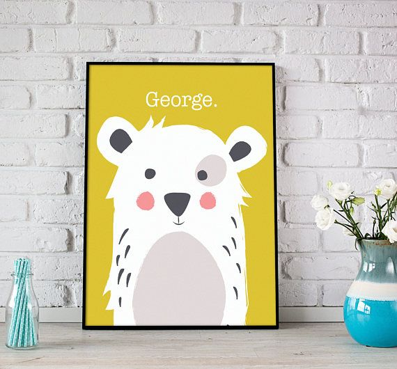 The 100 best Nursery Decor images on Pinterest | Baby room, Child ...