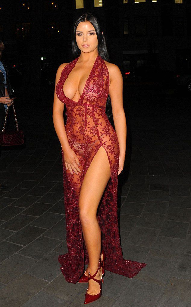 Demi Rose is Rocking Again ⋆ Buzzy Boom