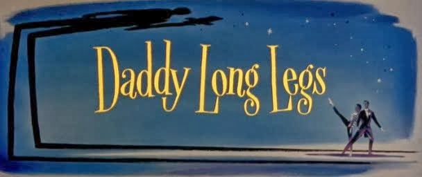 """Una imagen donde dice """"Daddy Long Legs"""" """"Papaíto Piernas Largas"""" al español"""