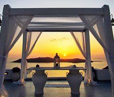 Santorini | Wedding at Dana Villas  http://www.santorini-weddings.info/dana-villas-wedding