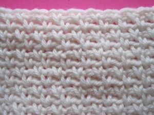 Stitches for you crochet arsenal part 1 - Moss Stitch, Chevron Stitch, and Smocking Stitch