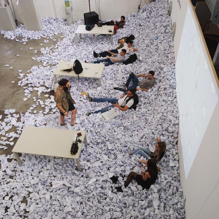 Expo the Boring Collection - Lensvelt, Ventura Lambrate, Salone Milano