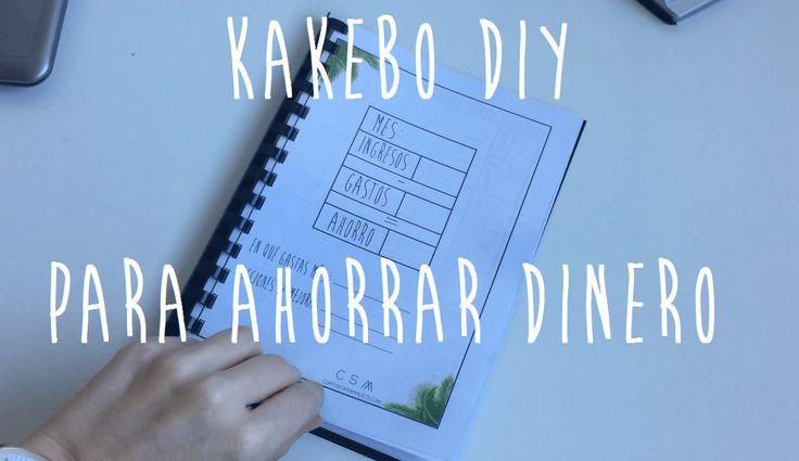 Descarga tu Kakebo casero totalmente gratis, que nos permitirá ahorrar dinero cada mes. Aprende como se usa viendo el video. Personal Finance, Bujo, Budgeting, Diy, Bullet Journal, How To Plan, Motivation, Ideas, Cancun