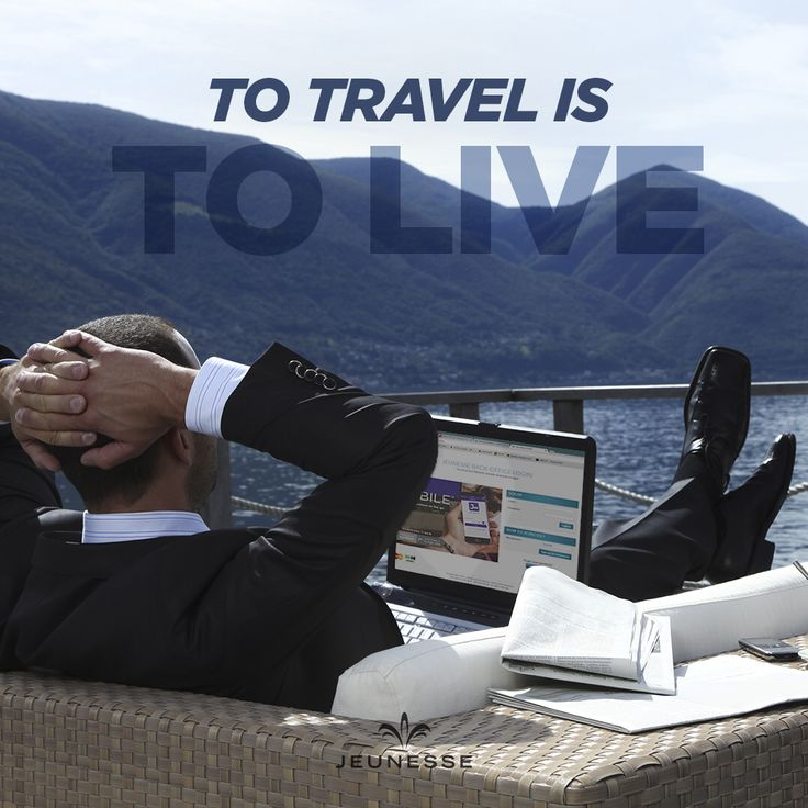 To travel is to live. - https://amroud.jeunesseglobal.com/