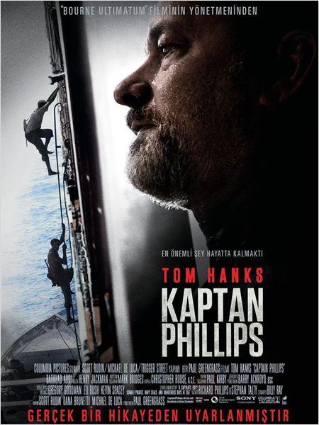 Kaptan Phillips : Afis
