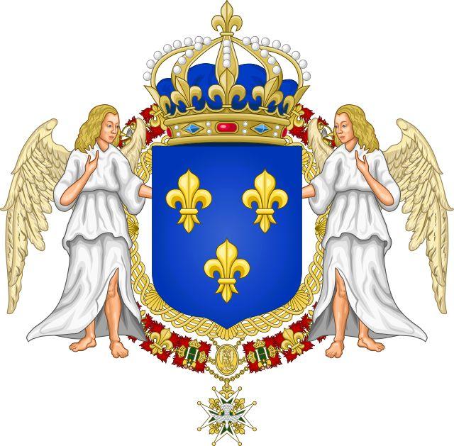 Carlos IX de Francia, a la muerte de su hermano Francisco II, fue Rey de Francia, a los 10 años, de 1560 a 1574. Era el quinto de los diez hijos de Enrique II, Rey de Francia, y de Catalina de Médicis.Durante los diez años que hubo que esperar para su ascenso al trono, la regencia fue confiada a su madre Catalina de Médicis, quien gobernó hasta la mayoría de edad del rey. Nombró a Antonio de Borbón Tte Gral del Reino. Fue consagrado rey de Francia el 15 de mayo de 1561