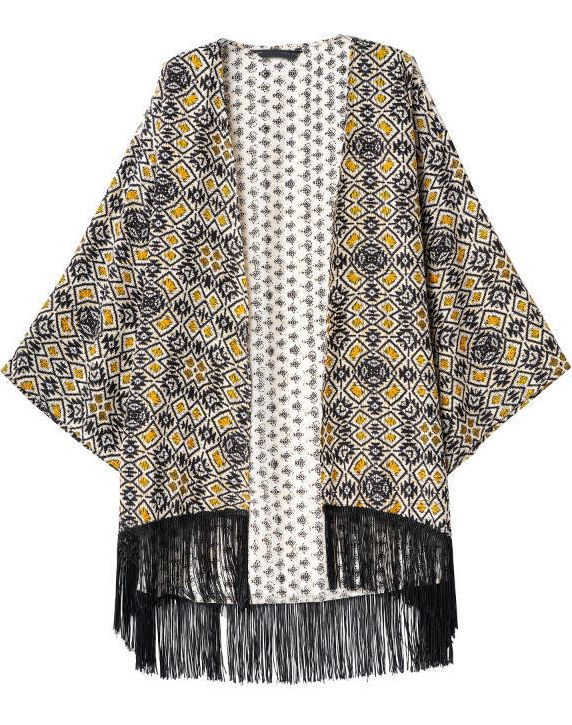 Shop Yellow Geometric Print Tassel Loose Kimono online. Sheinside offers Yellow Geometric Print Tassel Loose Kimono & more to fit your fashionable needs. Free Shipping Worldwide!