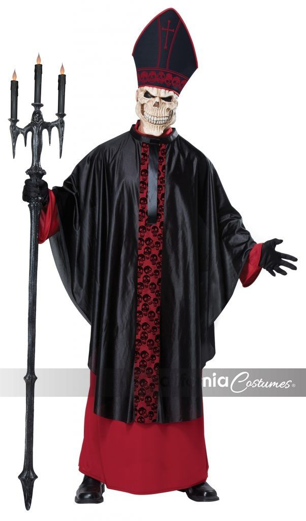 BLACK MASS / ADULT by California Costumes. A generic version of Papa!