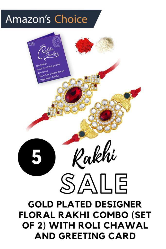 now you can buy beautiful rakhi online on this raksha