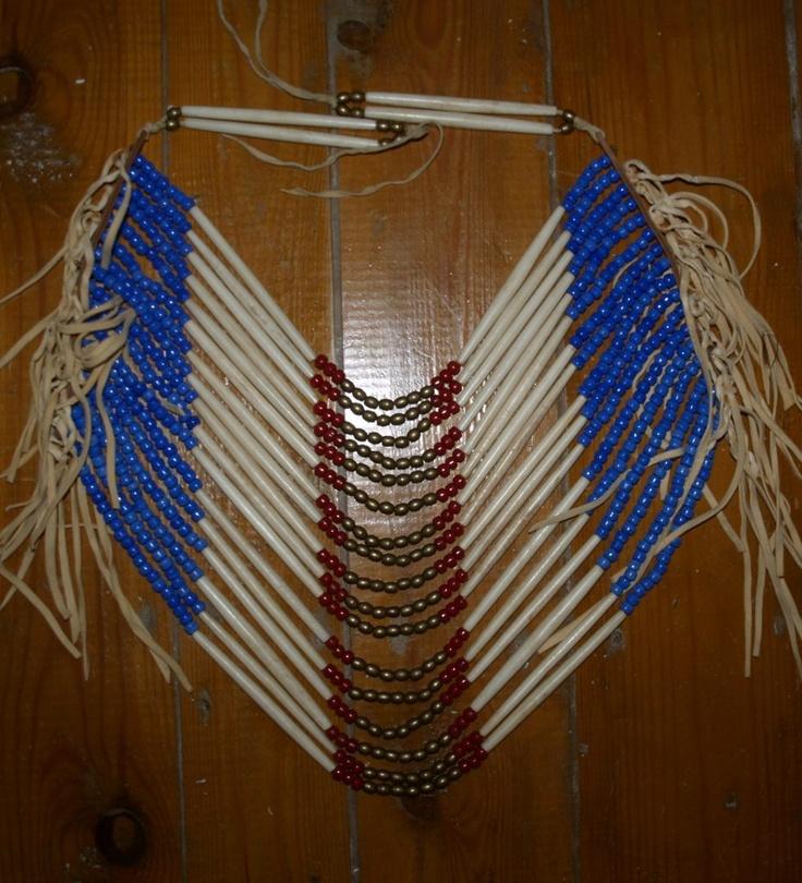 Blackfoot style Breastplate | Products I Love | Blackfoot ...