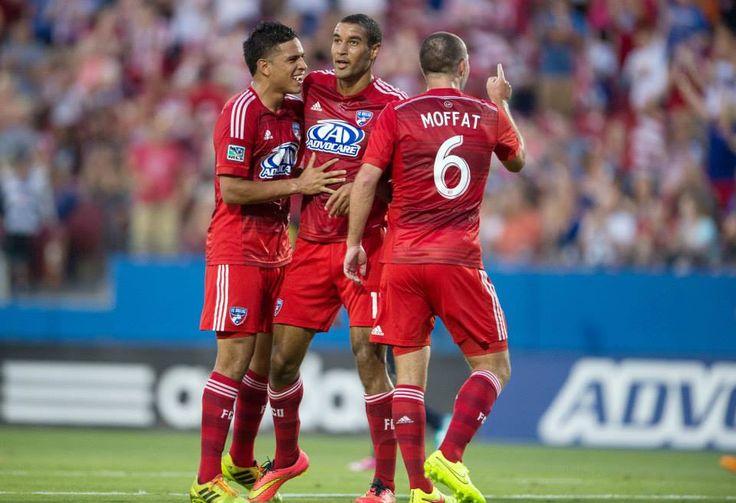 Rookie Tesho Akindele gets his second goal of the season as FC Dallas defeats the Philadelphia Union 2-1 on the Fourth of July.