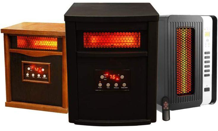 awesome 10 Fabulous Infrared Heater Reviews - Top Choices of 2017