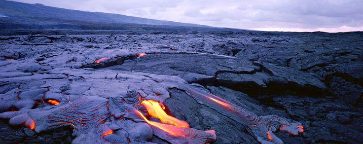 Hawai'i Volcanoes National Park.   My next trip!!  #Hawaii #BigIsland #Lava #Volcano #Wild #Wanderlust #USA