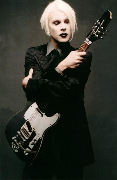 John 5- 'death valley' and 'soul of a robot'
