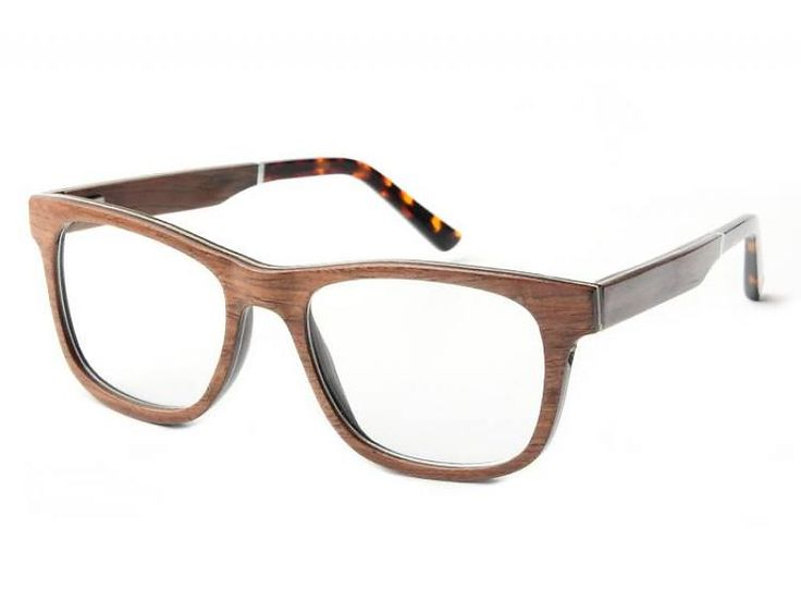 Bewoodz ® Holzbrille 'Bilbao'