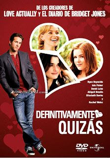 Definitivamente, tal vez | Definitivamente, quizás| Definitely, maybe