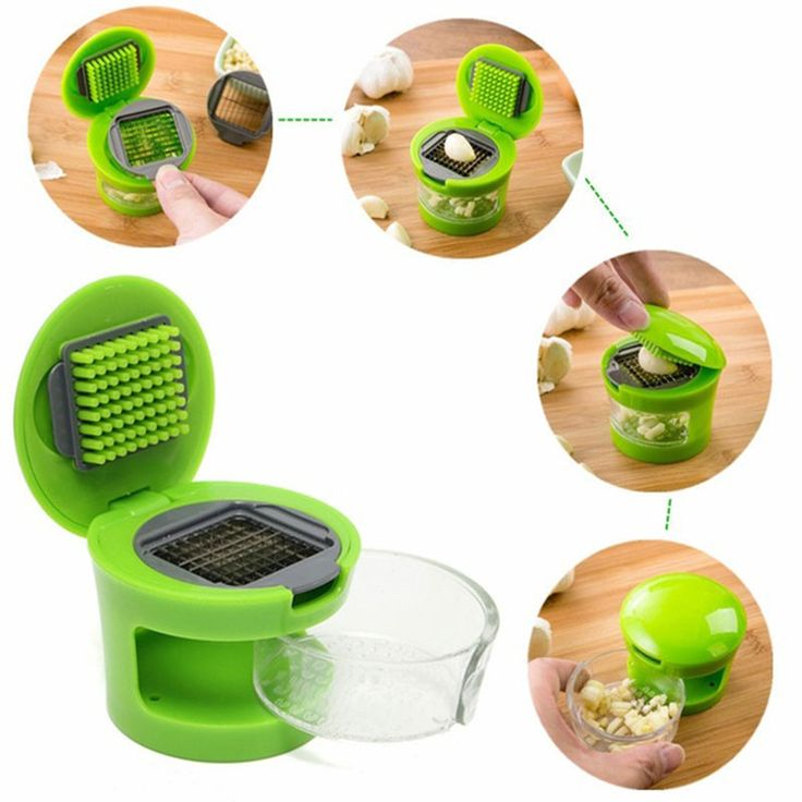 Cheap garlic grinder, Buy Quality garlic press chopper directly from China garlic press Suppliers: bar mesaures Jigger Single Double Shot Short Drink Spirit Measure Cup Cocktail Bar Party Wine Cup USD 1.19/piece5 set Co