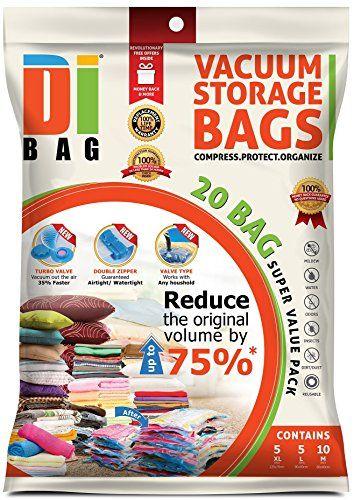 DIBAG - 20 Vacuum Storage Space Saver Bags For Blanket St... https://www.amazon.com/dp/B00JNT0SV0/ref=cm_sw_r_pi_dp_x_AA2hybXSJXNJ4