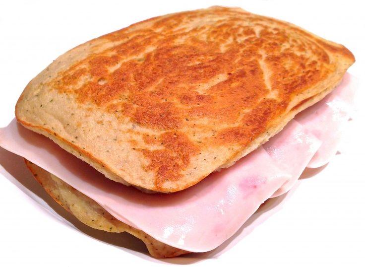Pan protéico de tofu