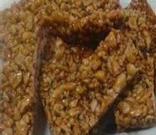 Resep Dan Cara Membuat Enting Enting Kacang Enak