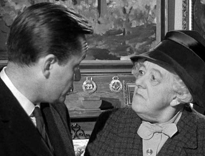 miss marple | Miss Marple And Inspector Craddock - Agatha Christie Photo (16363502 ...