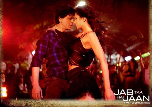 <3 Ishq Shava! Sizzling Kat and Dashing SRK :D <3