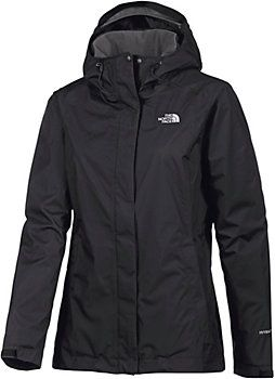 The North Face Ammersee Outdoorjacke Damen // mattschwarz // Übergangsjacke