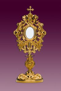 Relikwiarz o numerze katalogowym RL 127 Wszystkie relikwiarze można kupić na: http://www.sacrum.com.pl/oferta/relikwiarze/