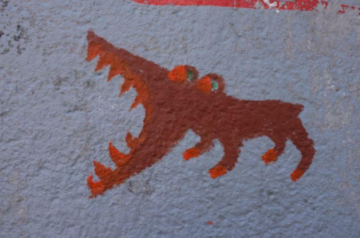 Möllan - krokodilkonst