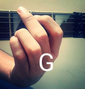 Learn how to play the G major and all the major chords the easiest way...Here you will learn 7 different relevant shapes of the G major chord...Must visit here: http://musicterrene.com/2015/09/07/g-major-chord/