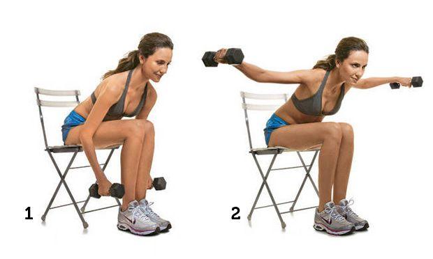 Braços firmes: cinco exercícios para fortalecer os membros superiores                                                                                                                                                                                 Mais