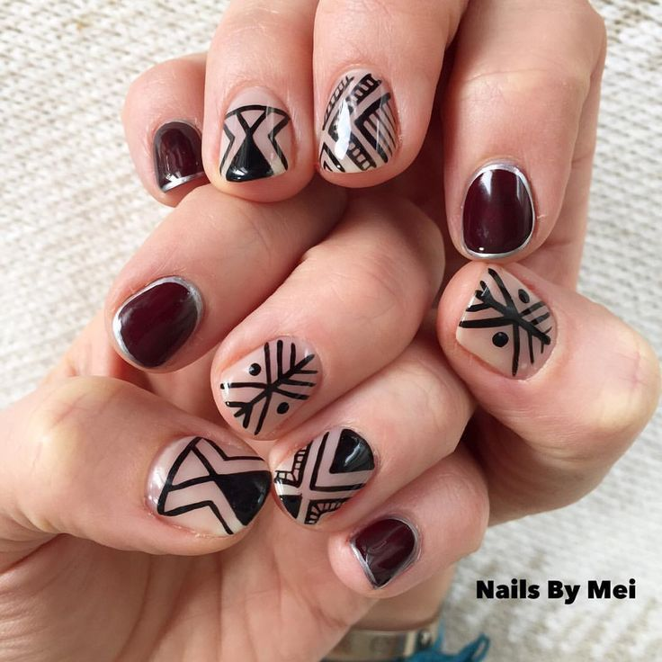 The 497 best Nail Art & Designs images on Pinterest | Instagram ...