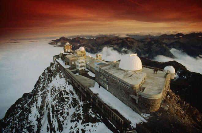 Observatorio astronómico del Pic du Midi,