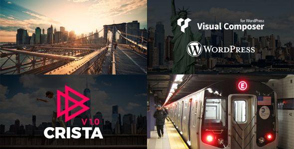 Crista - Video Blog #WordPress Theme - News / Editorial Blog / Magazine Download here: https://themeforest.net/item/crista-video-blog-wordpress-theme/19605531?ref=classicdesignp