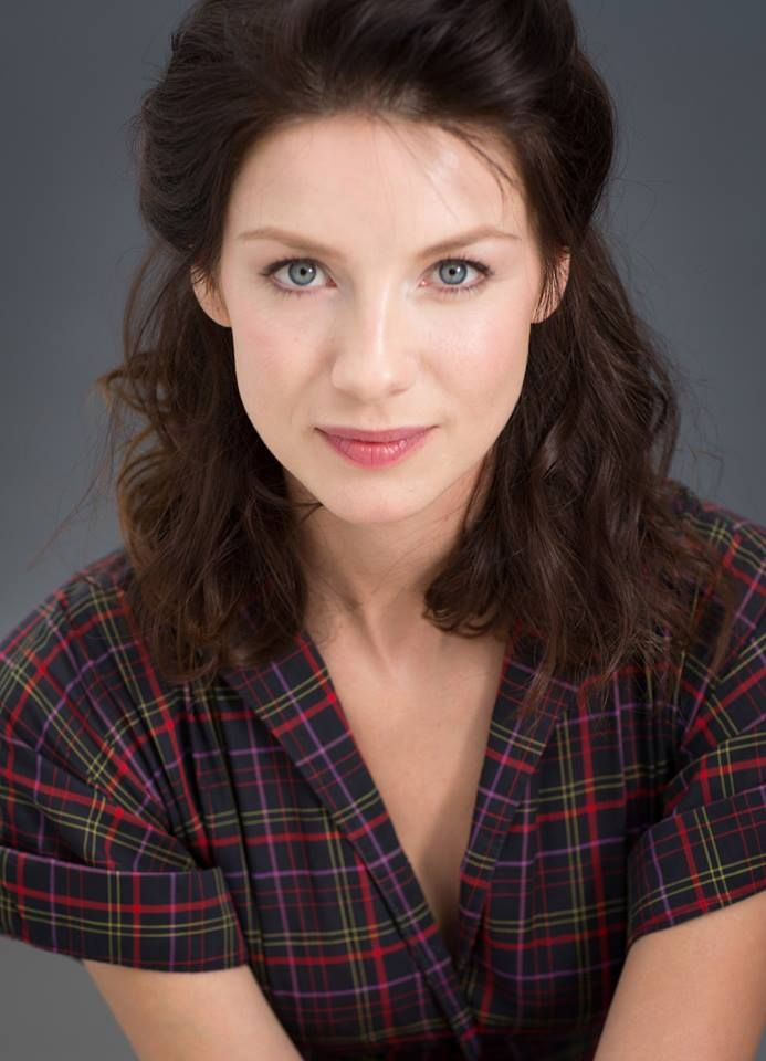 OFFICIALLY CAST: Caitriona Balfe as Claire Randall Fraser ...