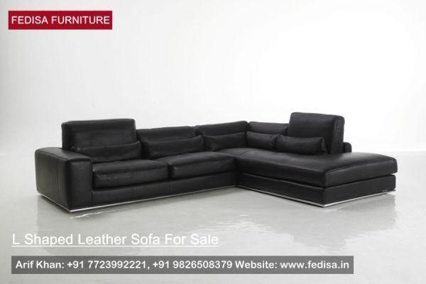L Shape Sofa Set L Shaped Couch Sectional Seating Fedisa